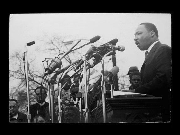 Мартин Лютер Кинг / Фото: pleasurephoto.wordpress.com