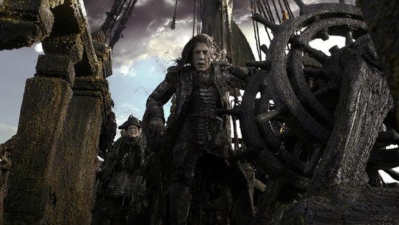 «Пираты Карибского моря. Мертвецы не рассказывают сказок»