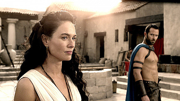 «300 спартанцев: Расцвет империи»