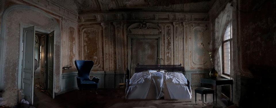 Спальня Яковлева