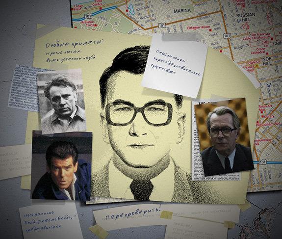 Шпион, сошедший со страниц: Экранизации шпионских романов