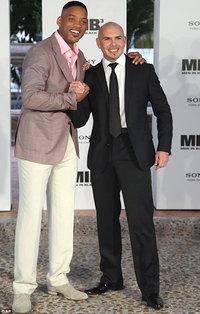 Уилл Смит и Pitbull