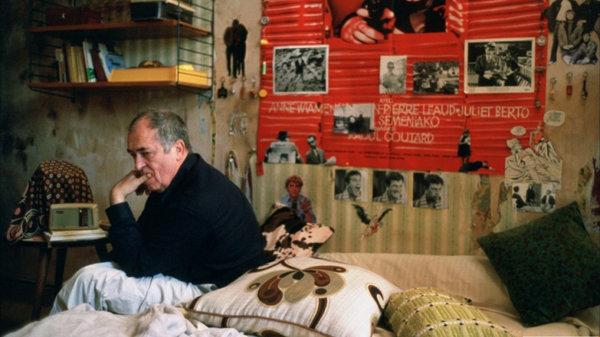 Кадр со съемочной площадки фильма «Мечтатели»