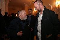Сергей Соловьев и Борис Хлебников