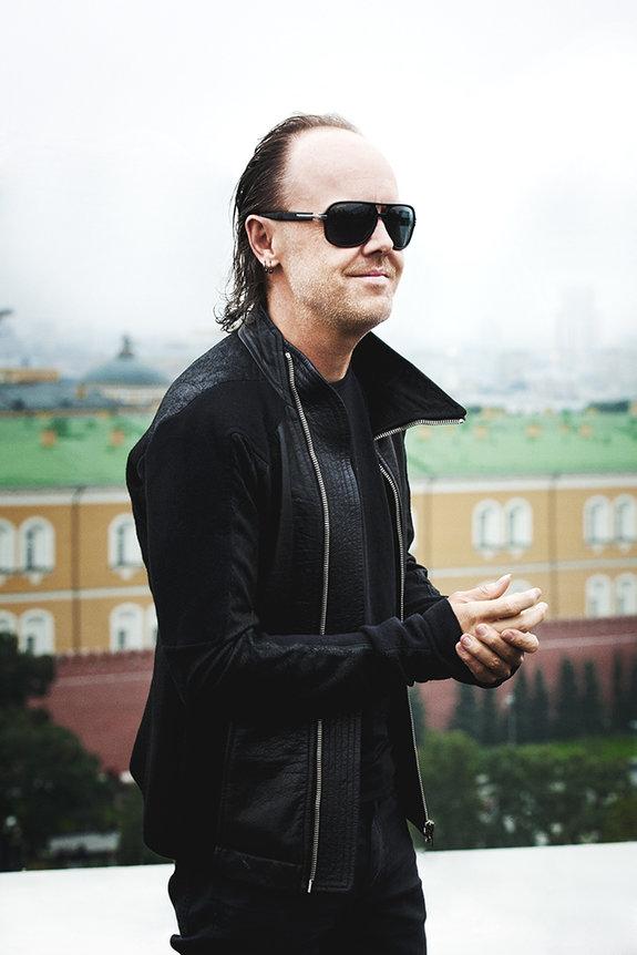 Ларс Ульрих
