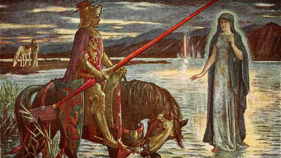 Королей не выбирают: Короли Артуры вкино инателевидении