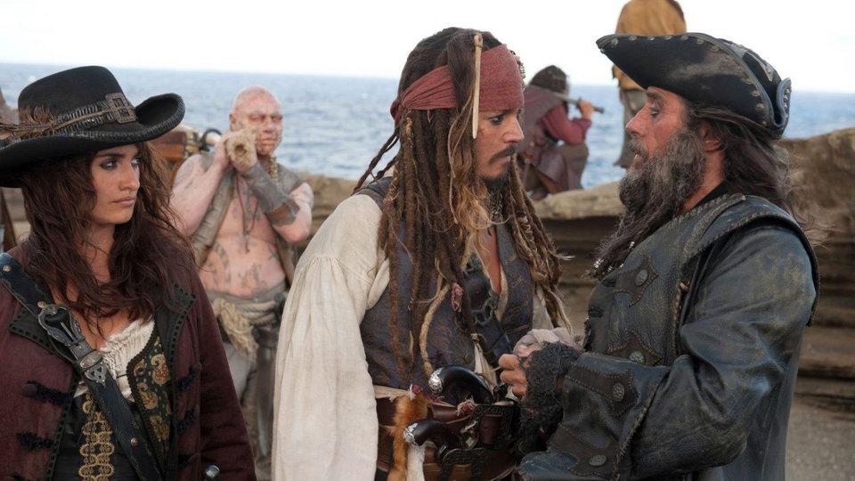 «Пираты Карибского моря: На странных берегах»