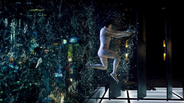 Кадр из фильма «Призрак вдоспехах»