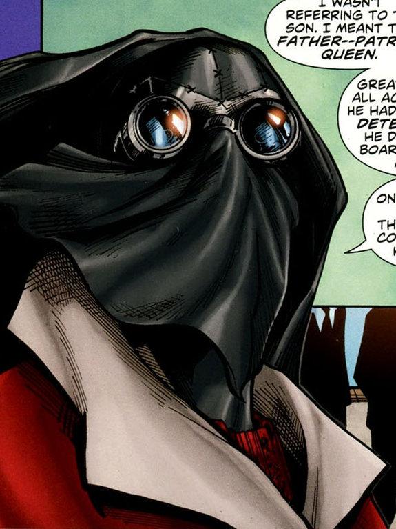 Комикс Green Arrow Vol 4 №1 / художник: Диогенес Невес