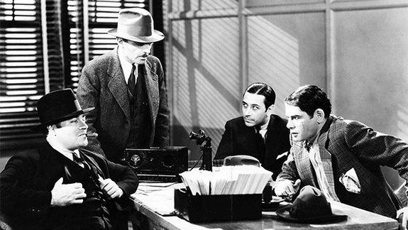 Кадр из фильма «Лицо со шрамом», 1932 год