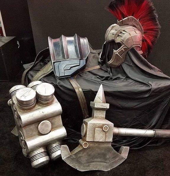Marvel на Comic-Con: «Доктор Стрэндж» и капитан Марвел