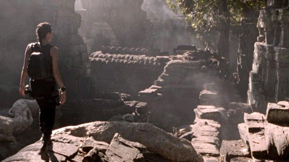«Лара Крофт: Расхитительница гробниц»