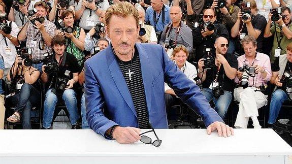 Ушел из жизни «французский Элвис» Джонни Халлидей — новости на КиноПоиске
