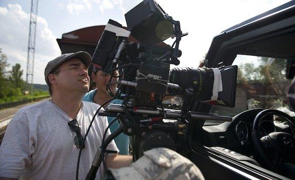 Кинопрофессии: Оператор о глубоких тенях, 3D и любви к пленке