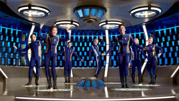 Промо-кадр к сериалу «Звездный путь: Дискавери»