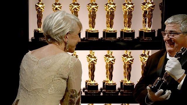 За кулисами церемонии / Фото: Getty Images