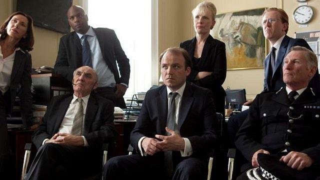 Кадр изпервой серии первого сезона «Черного зеркала»