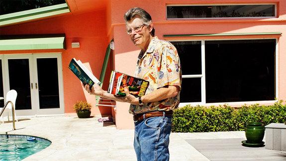 «Моя книга тоньше»: Стивен Кингобэкранизации своих произведений