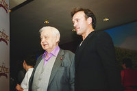 Венсан Перес, Олег Табаков