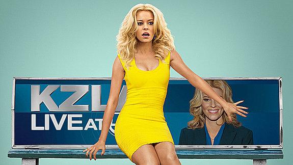 «Блондинка в эфире»