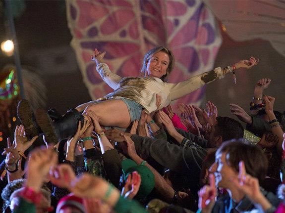 Погоня за Рене Зеллвегер: По местам съемок «Бриджит Джонс»