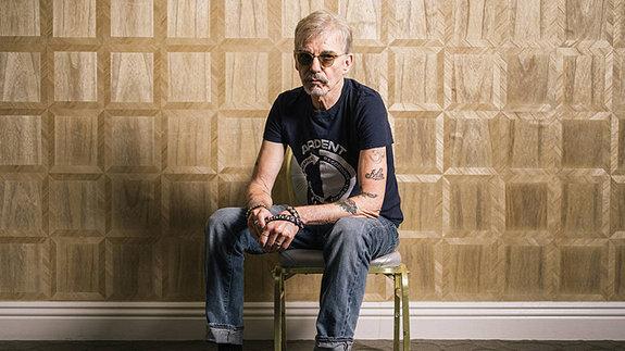 Билли Боб Торнтон на фотосессии, посвященной сериалу