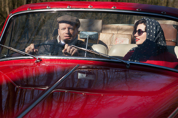 Кадр из фильма «Эксцентрики»