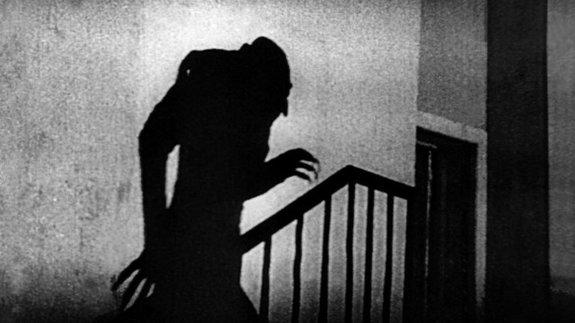 Граф Орлок, первый экранный вампир / Кадр из фильма «Носферату: Симфония ужаса»