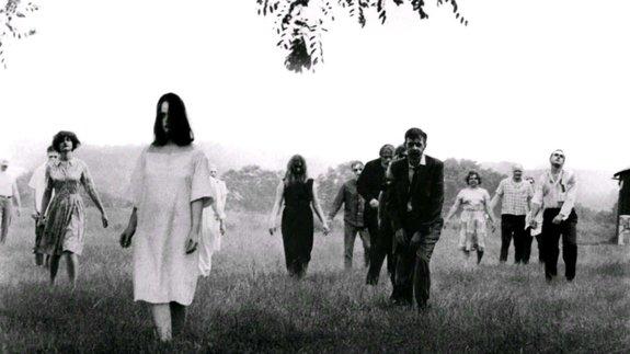 «Ночь живых мертвецов» (1968) Джорджа Ромеро