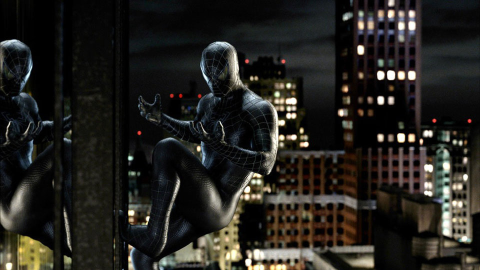 «Человек-паук 3»