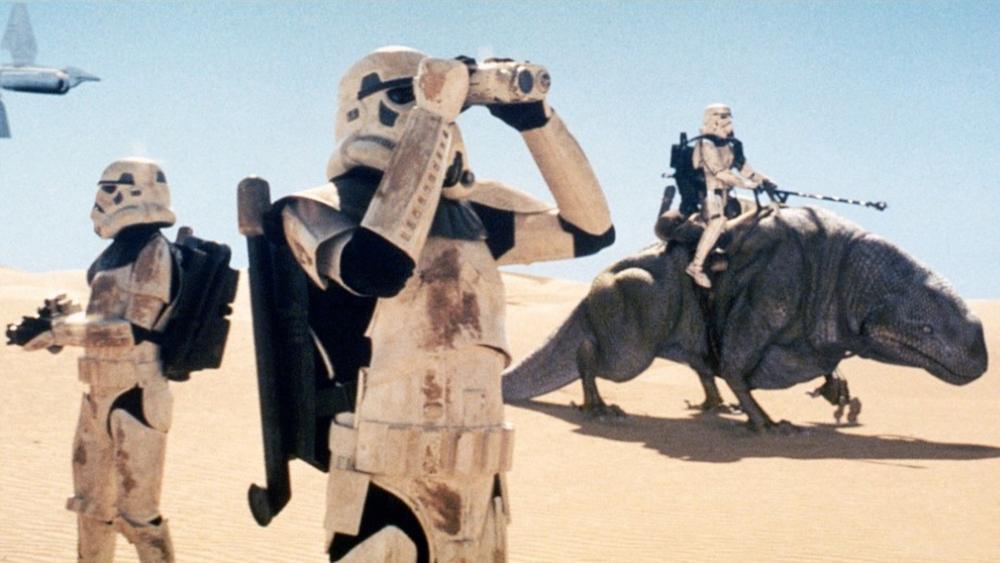40-летие «Звездных войн»: Чем вдохновлялся Лукас при создании саги