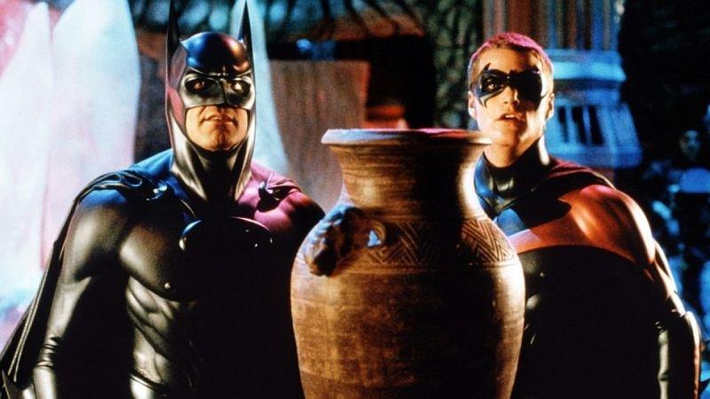«Бэтмен иРобин»