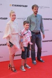 Мария Шалаева, Роман Зенчук и Павел Руминов
