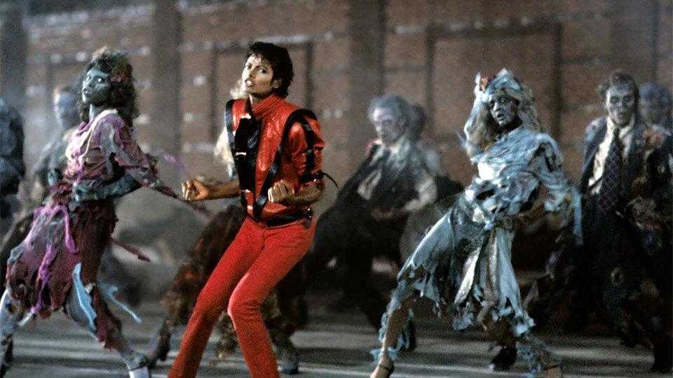 Клип Джона Лэндиса на песню Майкла Джексона «Триллер»