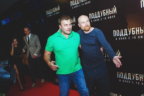 Михаил Пореченков, Глеб Орлов