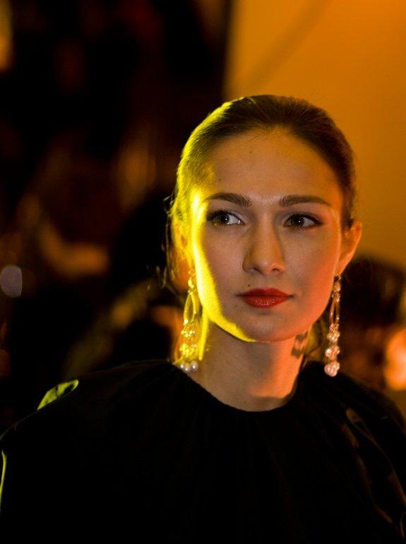 Евгения Хиривская, исполнительница роли Кати