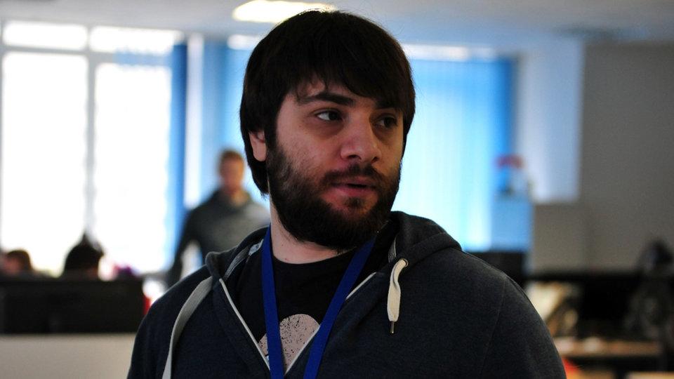 Артем Габрелянов, создатель издательства Bubble, специализирующего на комиксах