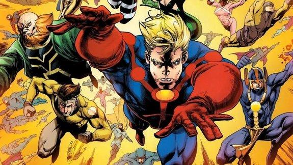 Студия Marvel нашла сценаристов для экранизации комикса «Вечные»