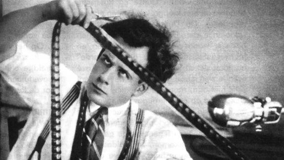 «Судьба броненосца»: Отрывок изновой биографии Сергея Эйзенштейна