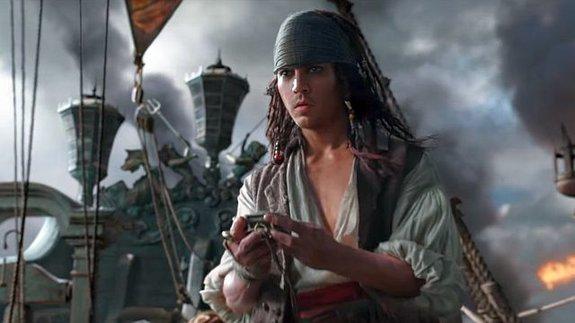 Вышел новый трейлер 5-той части «Пиратов Карибского моря» смолодым Джеком Воробьем