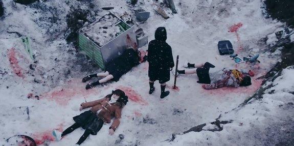 Азиатские трейлеры: Любовь в Антарктиде и месть школьницы