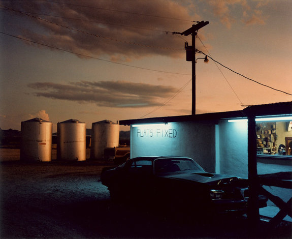 4real & true. Wim Wenders. Landscape. Photographs / Фото: wim-wenders.com