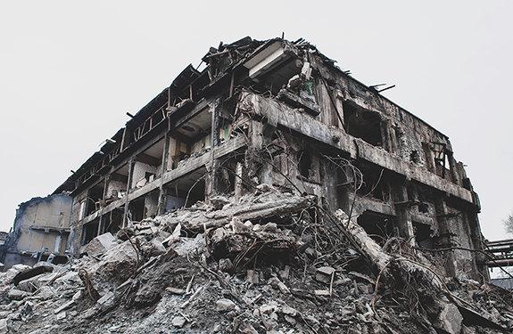 Как воссоздать последствия «Землетрясения»