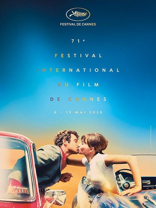 Постер 71-го Каннского кинофестиваля / Festival de Cannes