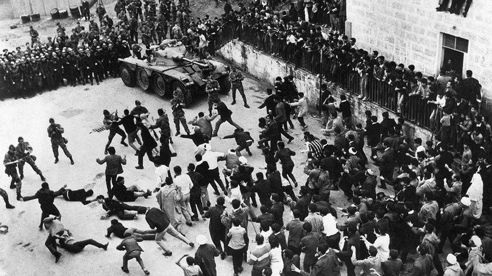 «Битва за Алжир»