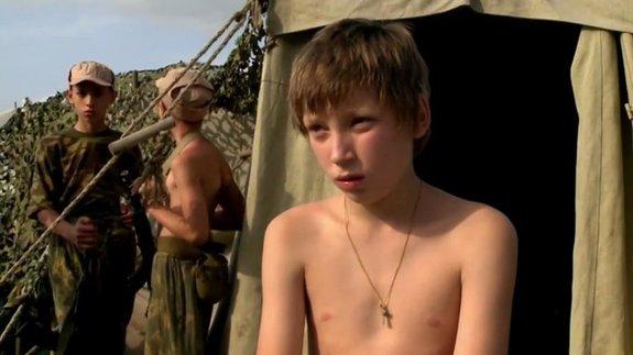 Кадр из фильма  «Лето сАнтоном»