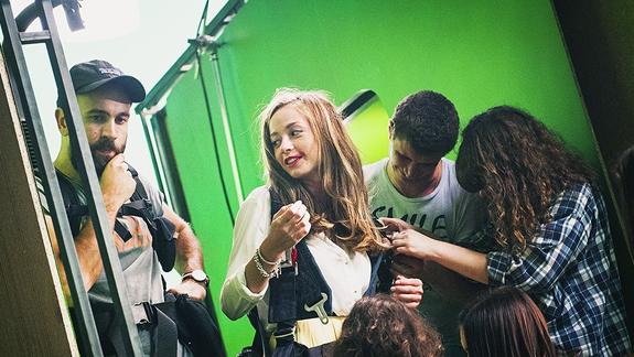 «Призрак»: Как снимают кино на зеленом фоне