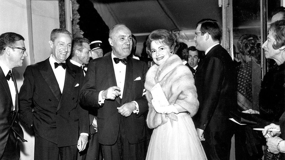 Оливия Де Хэвилленд на Каннском фестивале в 1965 году / Фото: Getty Images