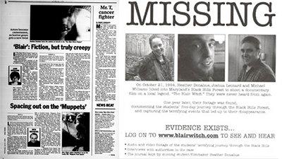 Историю опропавших молодых людях стали перепечатывать газеты