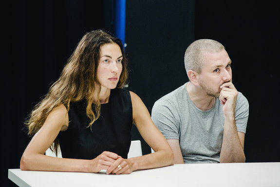 Светлана Родина и Таир Полад-заде / Фото: Элен Нелидова